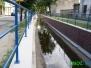 Lubsko - Kanał Przeciwpożarowy - badania makrofitowe